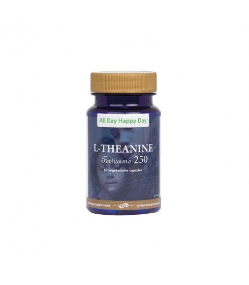 L-Theanine Fortissimo 60 vcaps