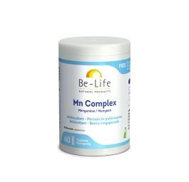 Be-Life Mangaan Complex BIO 60 plantaardige capsules