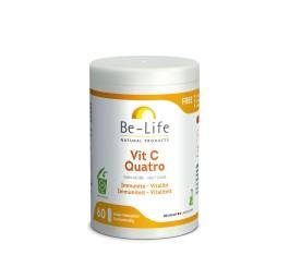 Be-Life Vit C Quatro - 60 caps