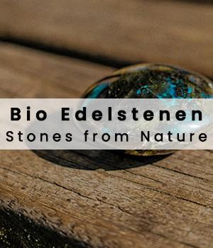 BIOEDELSTENEN Stones from nature